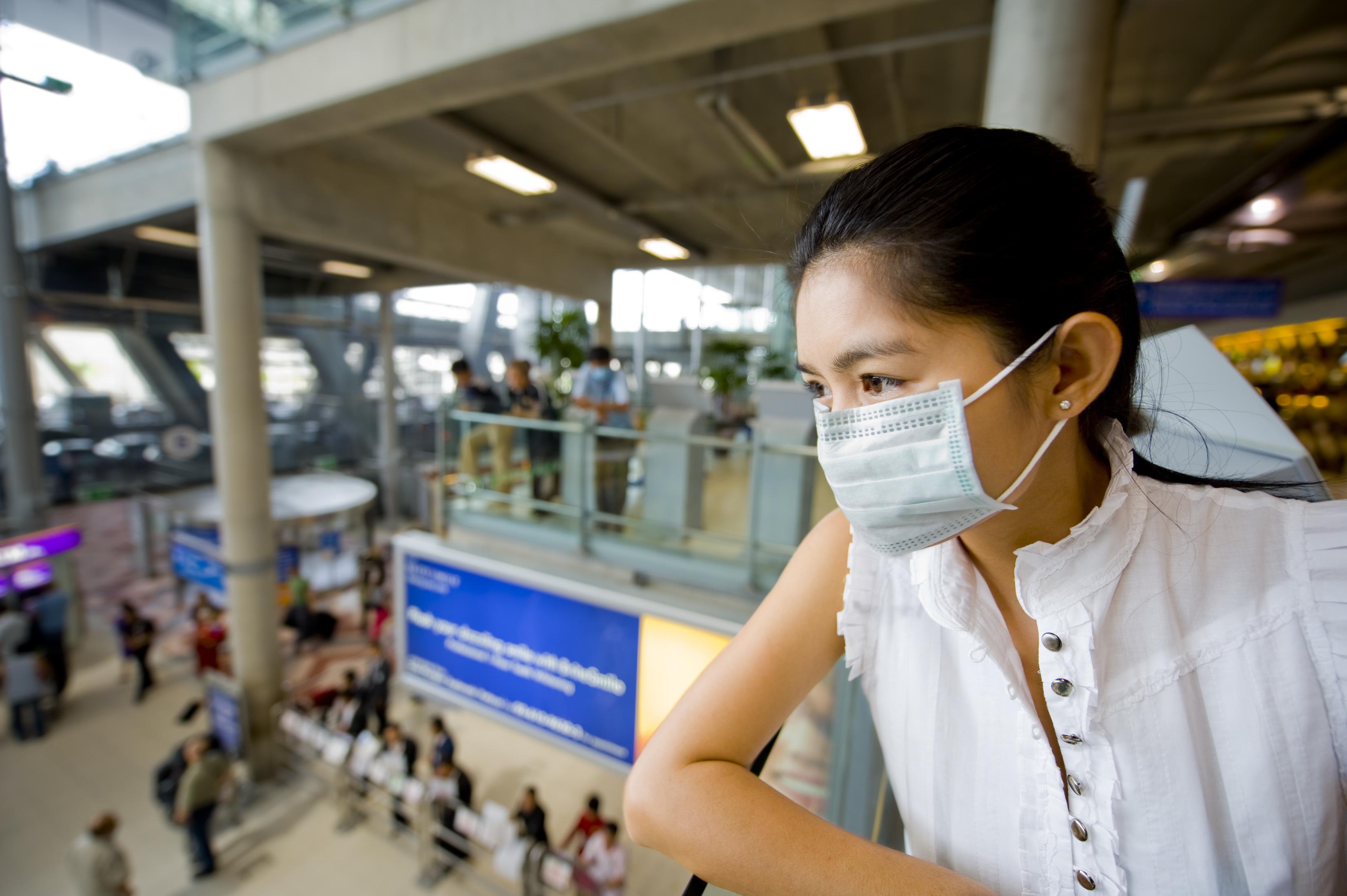 SARS-like virus sparks wave of airport screenings in Asia, US