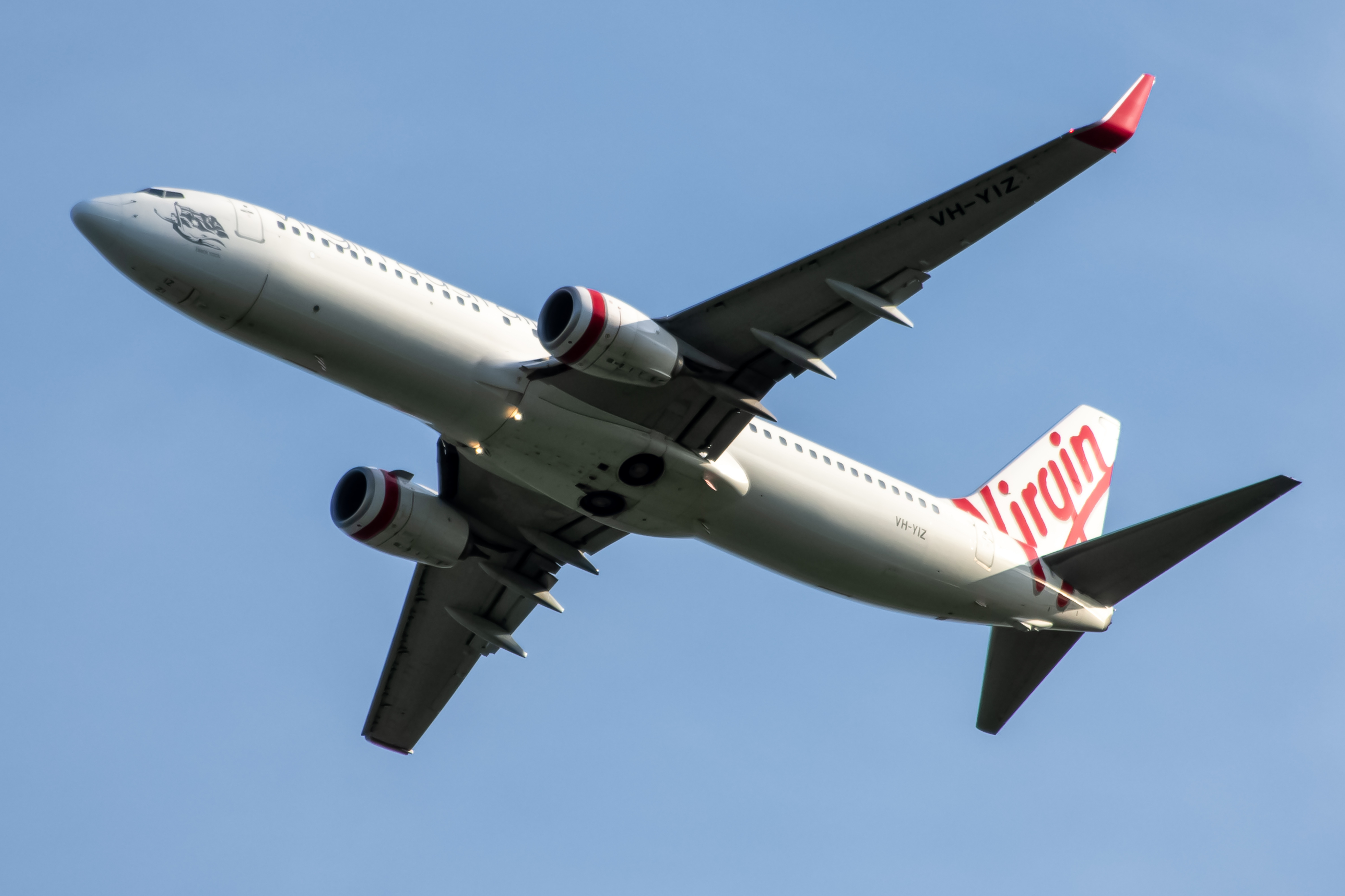 Virgin Australia to withdraw Hong Kong services