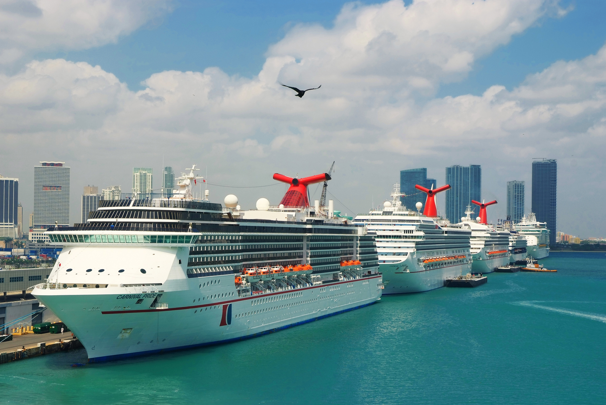 Carnival slapped with additional environmental requirements before return to sail – Travel Weekly