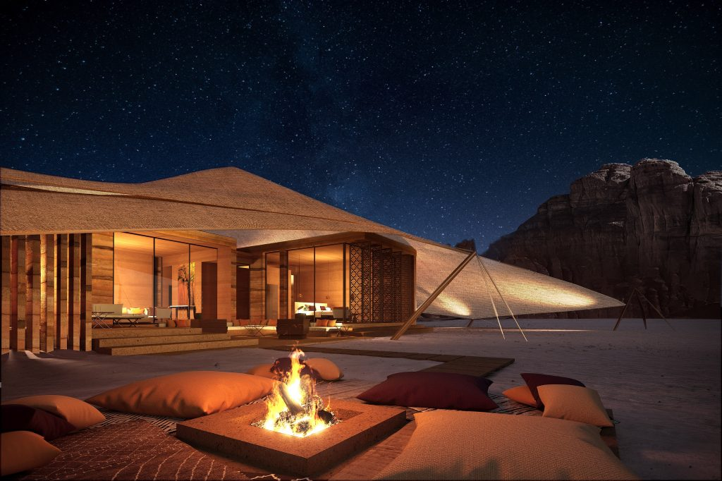 Accor's Ashar Resort, Saudi Arabia