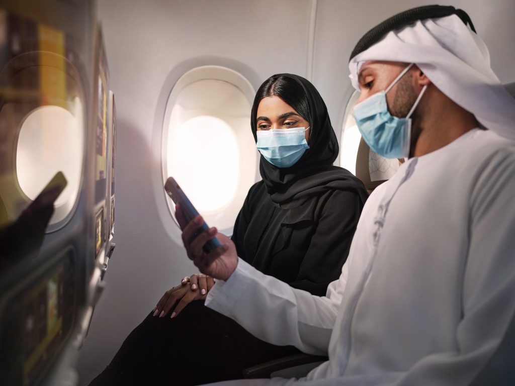 Etihad offers complimentary PCR tests