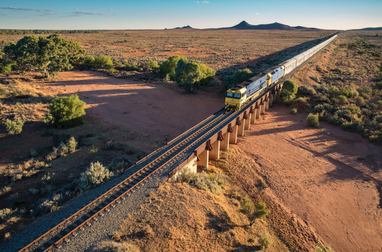 Globus launches new domestic trip featuring iconic Indian Pacific train – Travel Weekly